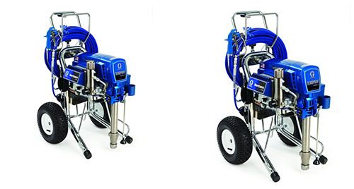 Graco Mark v airless sprayer